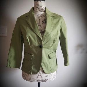 Womans blazer jacket
